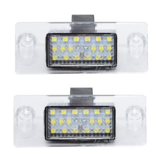 LED osvetlenie ŠPZ AUDI A3 / A4