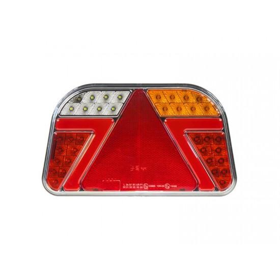 Dynamická smerovka LED STU zadná pravá s trojuholníkom