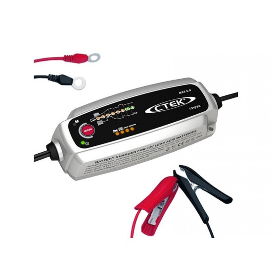 Nabíjačka CTEK MXS 5.0 12V 0.8A/5A s teplotným čidlom