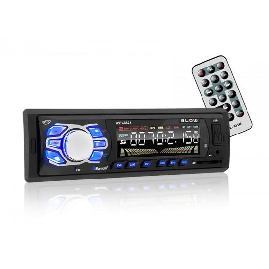 Autorádio BLOW AVH-8264 MP3, USB, SD, MMC, FM, BLUETOOTH, diaľkové ovládanie
