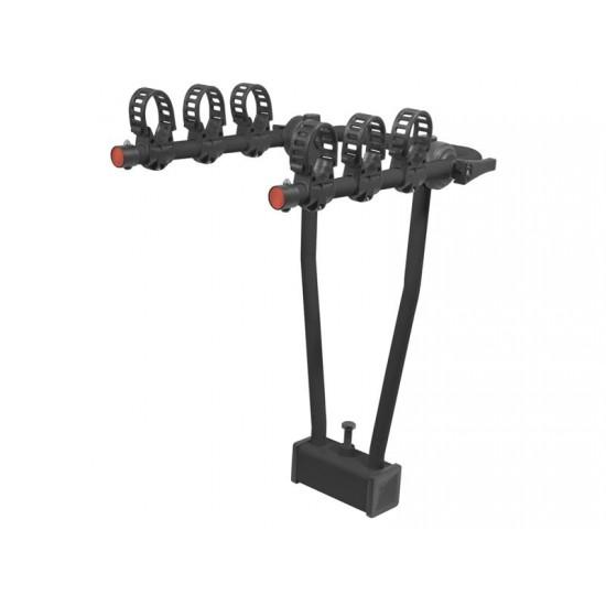 Nosič bicyklov na tažné zariadenie COBRA - 3 bicykle