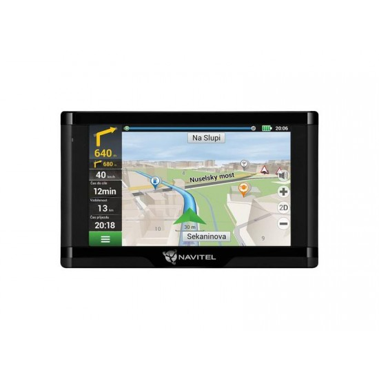 GPS navigácia NAVITEL E500 MAGNETIC