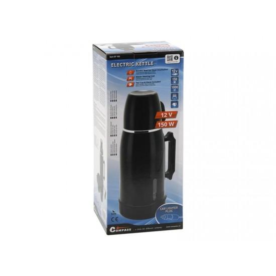 Varná konvice - termoska 12V 150W