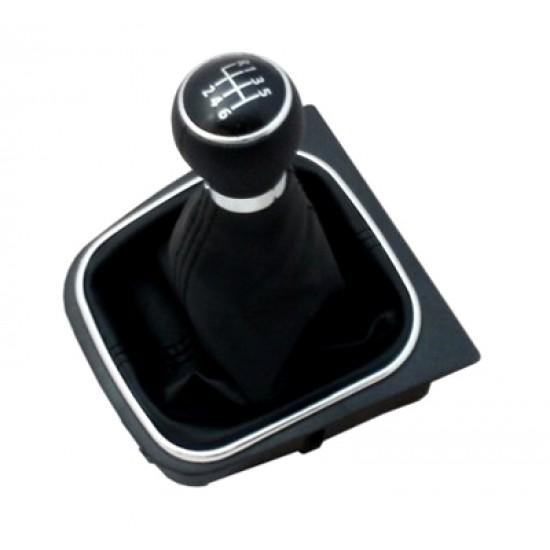 Páka radiaca s manžetou VW JETTA 2006 - 2012 6st BLACK