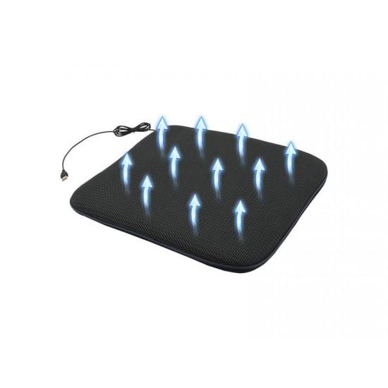Podsedák COMPASS USB s ventiláciou