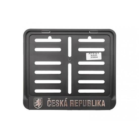 Podložka ŠPZ COMPASS 91539 pre motocykle