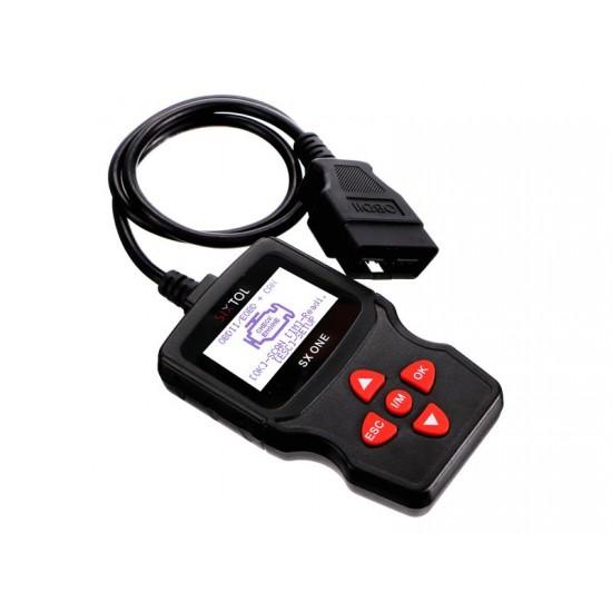 Autodiagnostika SIXTOL SX1009