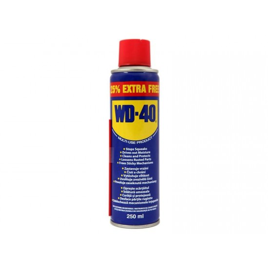 Chémia mazivo WD-40 250 ml