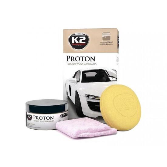 Chémia K2 PROTON 200 g - tvrdý vosk karnauba