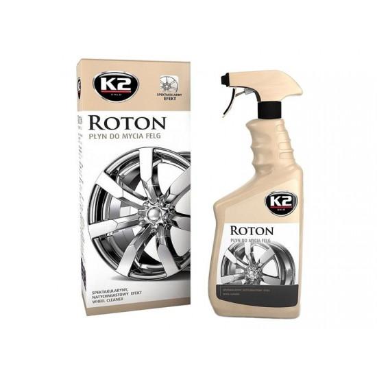 Chémia K2 ROTON 700 ml - profesionálny čistič diskov kolies