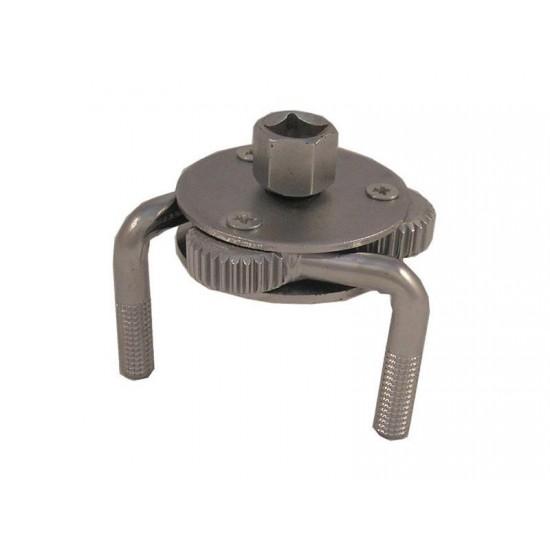 Klúč na olejový filter 3/8 (65-130mm), GEKO
