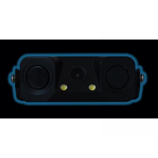 Parkovacia kamera s výstupom na monitor 80° 2 senzory