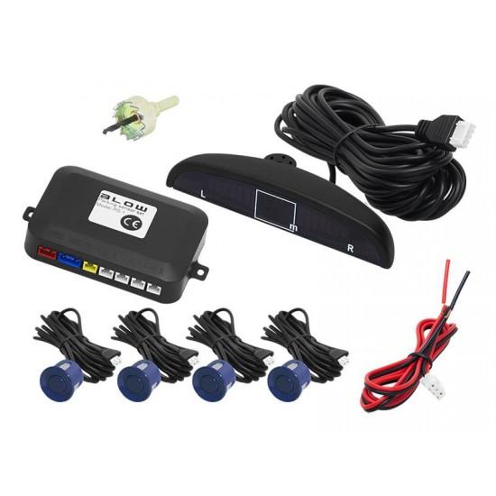 Senzory parkovacie BLOW PS-1 BLUE 22 mm