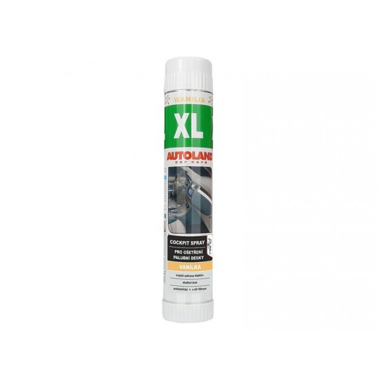 Cockpit spray Vanilka NANOplus 500ml