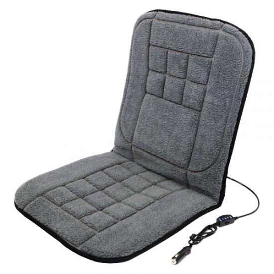 Vyhrievaný poťah sedadla s termostatom 12V TEDDY