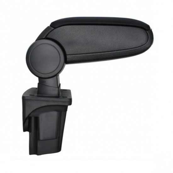 Opierka lakťová SEAT LEON II textilná čierna