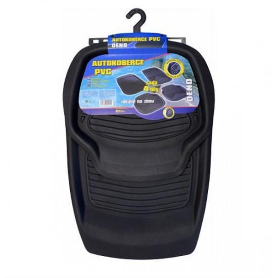 Autokoberce PVC OENO 4ks