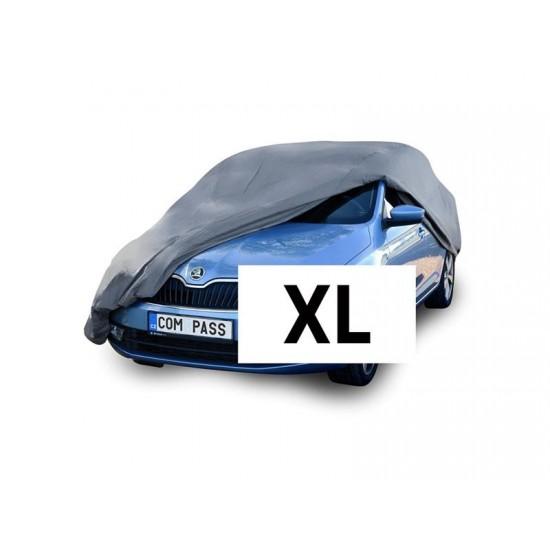 Plachta na auto ochranná FULL XL 533x178x119cm 100% WATERPROOF